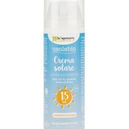La Saponaria crema solare 15